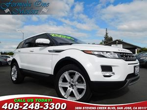 2013 Land Rover Range Rover Evoque Pure Plus Hdd Navigation System Satellite  Hd Radio 6040 Sp