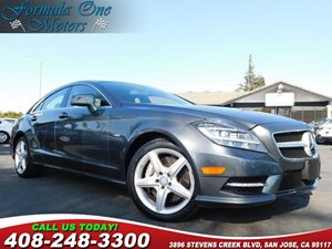 2012 MERCEDES CLS 550 Coupe Active Multicontour Driver Seat AlmondMocha Premium Leather Seat Up