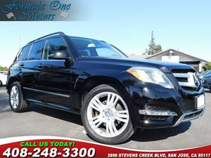 2013 MERCEDES GLK 350 4MATIC Chrome Door Handle Inserts Full Leather Seating Pkg Obsidian Black