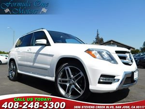 2015 MERCEDES GLK 350  Appearance Package Becker Map Pilot Nav Becker Map Pilot Pre-Wiring Chro