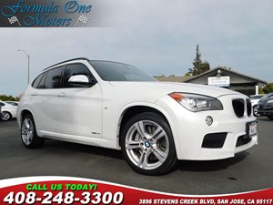 2014 BMW X1 xDrive35i Cold Weather Package Driver Assistance Package Heated Front Seats M Sport