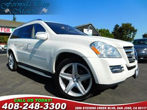 2010 MERCEDES GL 550 SUV 4 Chrome Door Handle Inserts Cashmere Premium Leather Seat Trim Chro