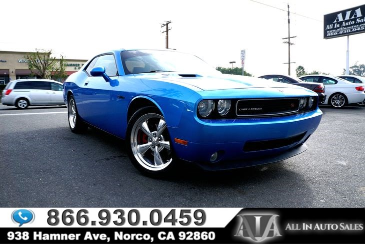 Used Dodge Challenger RT In Norco - Dodge challenger invoice price