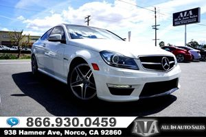 View 2012 Mercedes-Benz C 63