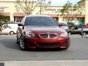 View 2006 BMW 5 Series
