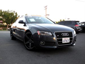 View 2009 Audi A5