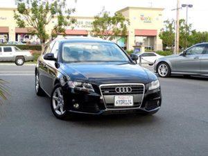View 2009 Audi A4
