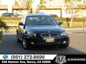 View 2008 BMW 5 Series