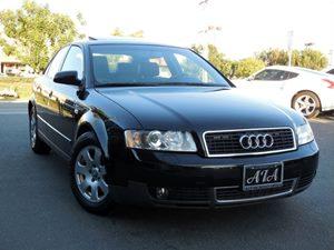 View 2003 Audi A4