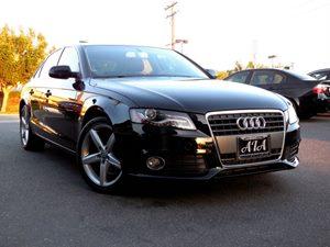 View 2010 Audi A4
