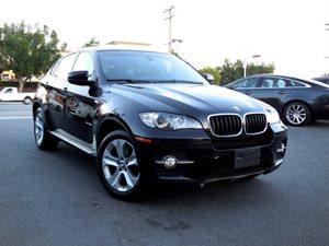 View 2009 BMW X6