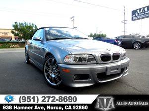 View 2005 BMW 3 Series