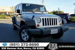 View 2007 Jeep Wrangler
