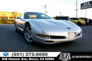 View 1998 Chevrolet Corvette