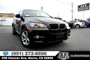 View 2010 BMW X6