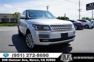 View 2013 Land Rover Range Rover