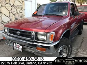 View 1993 Toyota 4WD Pickups
