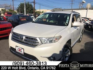 View 2011 Toyota Highlander