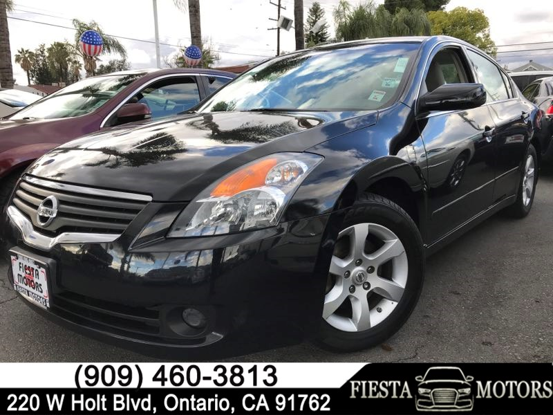 Sold 2007 Nissan Altima 2 5 S In Ontario
