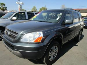 2005 Honda Pilot EX-L with RES Carfax 1-Owner - No Accidents  Damage Reported to CARFAX 10-Piece
