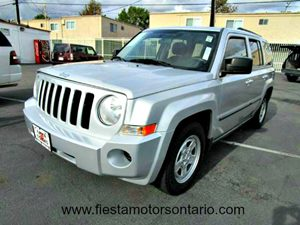 2010 Jeep Patriot Sport Carfax Report - No Accidents  Damage Reported to CARFAX 26E Customer Pre