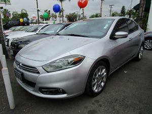 2013 Dodge Dart Limited Carfax 1-Owner - No Accidents  Damage Reported to CARFAX 6040 Split-Fol