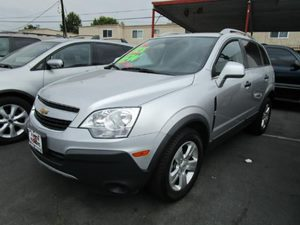 2014 Chevrolet Captiva Sport Fleet LS Carfax 1-Owner - No Accidents  Damage Reported to CARFAX