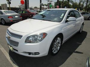 2011 Chevrolet Malibu LTZ Carfax Report - No Accidents  Damage Reported to CARFAX Air Conditioni