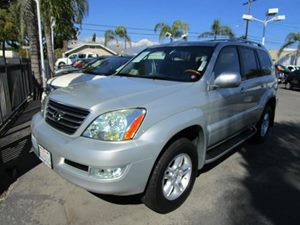2004 Lexus GX 470  Carfax Report - No Accidents  Damage Reported to CARFAX  Ash Blue Mica  Pu