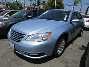 2013 Chrysler 200 Touring Carfax Report - No Accidents  Damage Reported to CARFAX  Crystal Blu