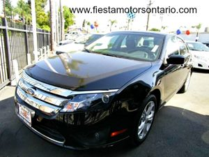 2012 Ford Fusion SE Carfax 1-Owner - No Accidents  Damage Reported to CARFAX 2 12V Pwr Points