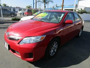 2011 Toyota Camry Hybrid  Carfax Report - No Accidents  Damage Reported to CARFAX  Barcelona Re
