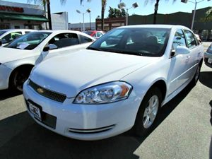 2012 Chevrolet Impala LS Retail Carfax 1-Owner - No Accidents  Damage Reported to CARFAX Audio