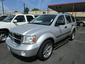 2008 Dodge Durango SLT Carfax Report - No Accidents  Damage Reported to CARFAX Audio  AmFm Ste