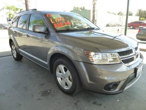 2012 Dodge Journey SXT Carfax 1-Owner - No Accidents  Damage Reported to CARFAX  Storm Gray Pe