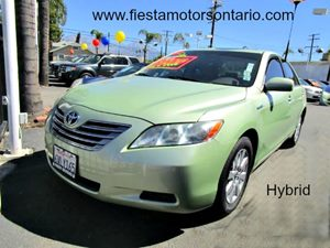 2009 Toyota Camry Hybrid  Carfax Report - No Accidents  Damage Reported to CARFAX Acoustic Noise
