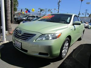 2009 Toyota Camry Hybrid  Carfax Report - No Accidents  Damage Reported to CARFAX  Jasper Green