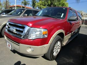 2007 Ford Expedition EL Eddie Bauer Carfax Report - No Accidents  Damage Reported to CARFAX Air