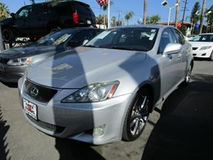 2007 Lexus IS 250  Carfax Report - No Accidents  Damage Reported to CARFAX  Tungsten Pearl  P