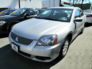 2012 Mitsubishi Galant FE Carfax 1-Owner - No Accidents  Damage Reported to CARFAX  Quick Silv