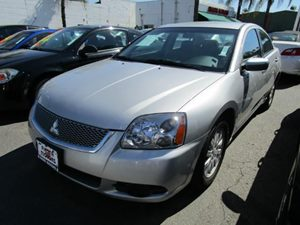 2012 Mitsubishi Galant FE Carfax 1-Owner - No Accidents  Damage Reported to CARFAX  Kalapana B