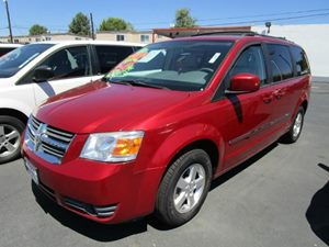 2008 Dodge Grand Caravan SXT Carfax 1-Owner - No Accidents  Damage Reported to CARFAX  Inferno