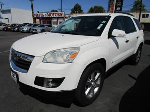 2008 Saturn Outlook XR Carfax Report Cruise Control Electronic With Set And Resume Speed Glass