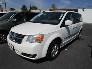 2010 Dodge Grand Caravan SXT Carfax Report - No Accidents  Damage Reported to CARFAX  Stone Whi