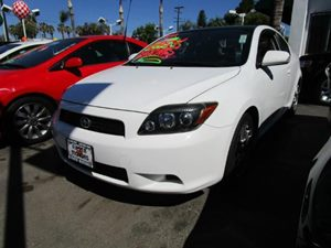 2009 Scion tC  Carfax Report - No Accidents  Damage Reported to CARFAX Audio  AmFm Stereo Aud