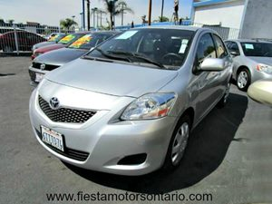 2012 Toyota Yaris  Carfax Report - No Accidents  Damage Reported to CARFAX  Silver Mica Metall