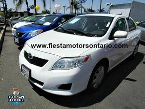 2010 Toyota Corolla  Carfax 1-Owner - No Accidents  Damage Reported to CARFAX Adjustable Steerin