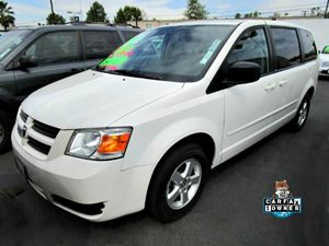 2010 Dodge Grand Caravan SE Carfax 1-Owner - No Accidents  Damage Reported to CARFAX Air Conditi