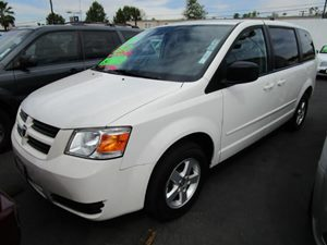 2010 Dodge Grand Caravan SE Carfax 1-Owner - No Accidents  Damage Reported to CARFAX  Stone Whi