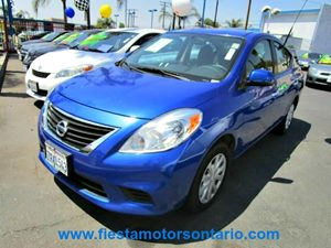 2012 Nissan Versa SV Carfax Report - No Accidents  Damage Reported to CARFAX 12V Pwr Outlet 15